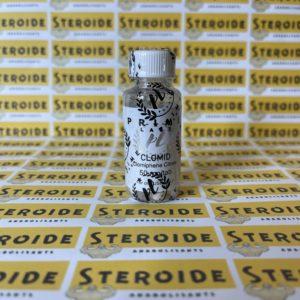 Emballage Clomid 50 mg Primes