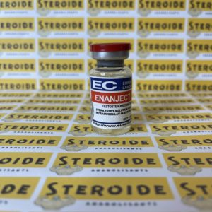 Emballage Enanject (Testosterone Enanthate) 250 mg Eurochem Labs