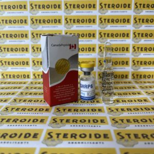 Emballage GHRP 6 5 mg Canada Peptides