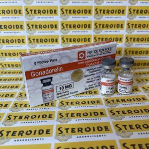 Emballage Gonadorelin 10 mg Peptide Sciences