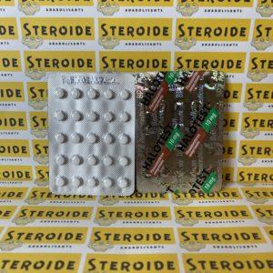 Emballage Halotest 10 mg Balkan Pharmaceuticals
