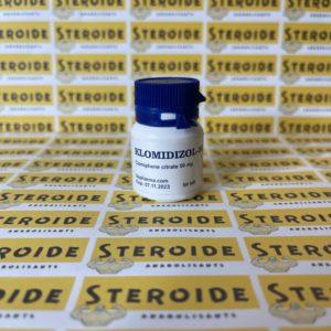 Emballage Klomidizol-50 50 mg Sopharma