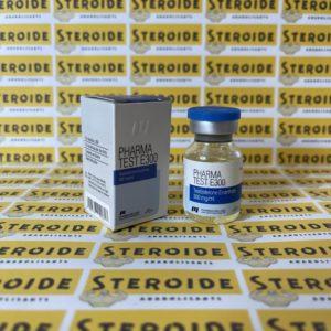 Emballage Pharma Test E 300 mg Pharmacom Labs