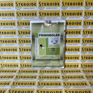 Emballage Primobolan (Methenolone Acetate) 10 mg Hubei Huangshi Nanshang