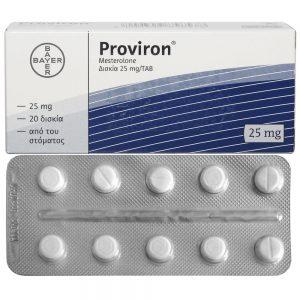 Proviron prosztatagyulladásra