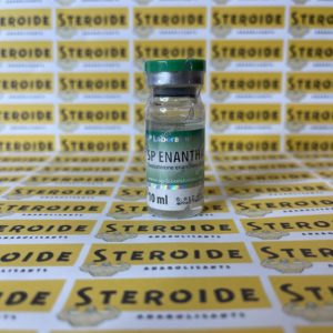 Emballage SP Enanthate (Testosteron Enanthate) SP Laboratories