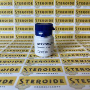 Emballage Stanomizol 10 mg Sopharma