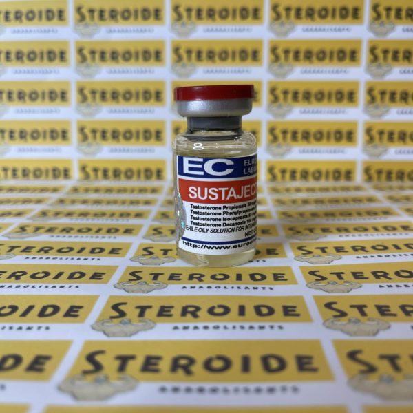 Emballage Sustaject (Testosterone Mix – Sustanon) 250 mg Eurochem Labs