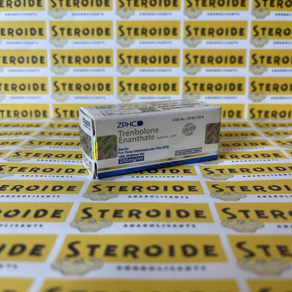 Emballage Trenbolone Enanthate U.S.P. 200 mg Zhengzhou