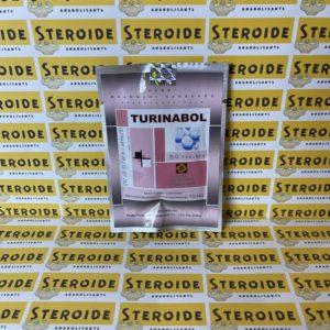 Emballage Turinabol 10 mg Hubei Huangshi Nanshang