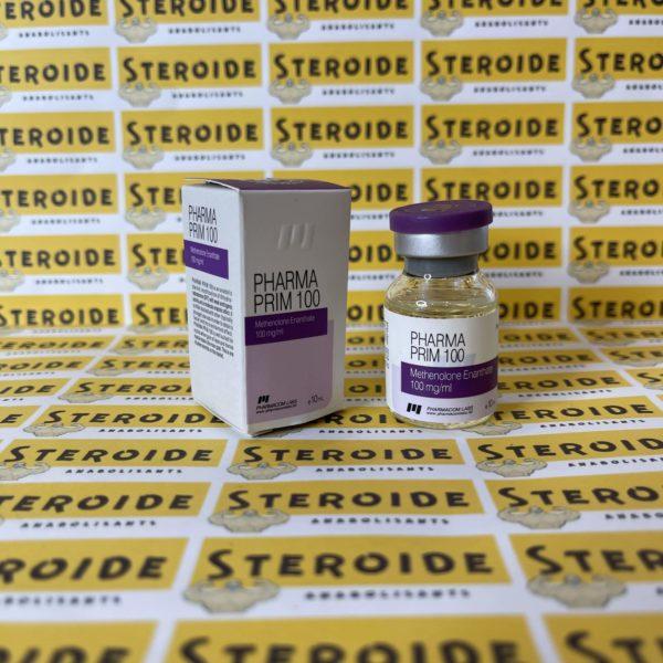 Emballage Pharma Prim 100 mg Pharmacom Labs