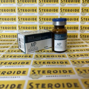 Emballage Test E ( Testosterone Enanthate) 250 mg Magnus Pharmaceuticals