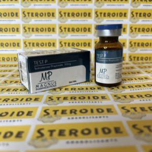 Emballage Test P (Testosteron Propionat) 100 mg Magnus Pharmaceuticals