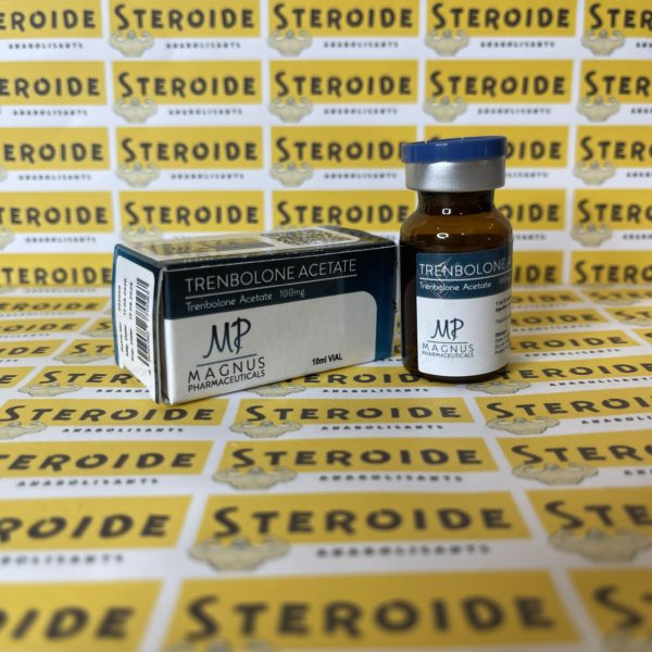 Emballage Trenbolone Acetate 100 mg Magnus Pharmaceuticals
