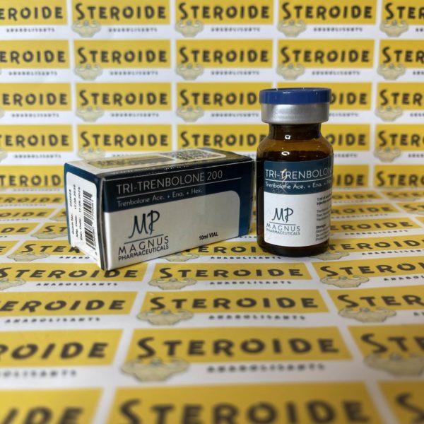 Emballage Tri-Trenbolone 200 mg Magnus Pharmaceuticals